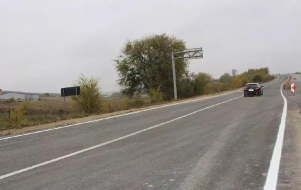 Часть столичной объездной дороги открыта для движения транспорта