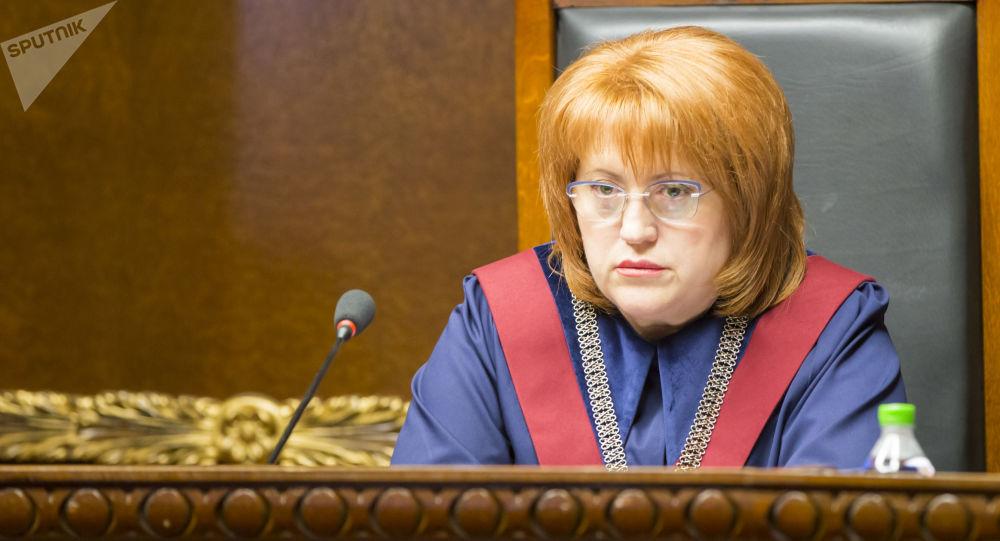 Домника Маноле разъяснила, почему у русского не может быть статуса языка межнационального общения