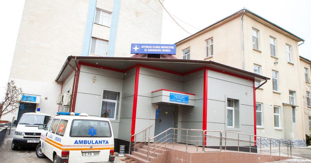 В кишиневской больнице снова откроют отделение для больных коронавирусом